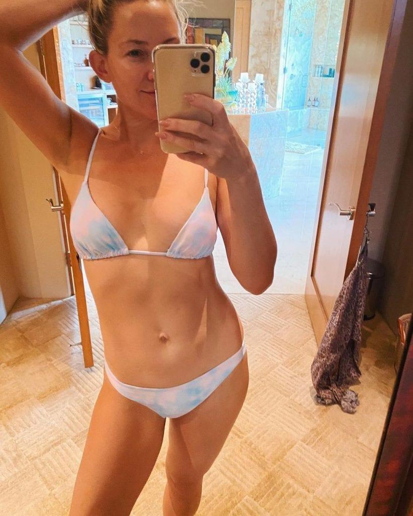 Kate Hudson: Η φωτογραφία με bikini στα 41 της που κλείνει στόματα!