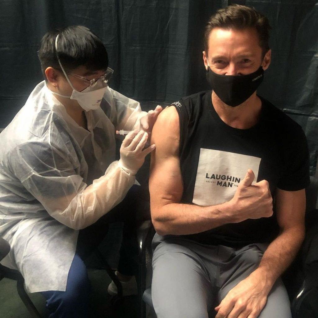 Hugh Jackman: Έκανε το εμβόλιο κατά του κορονοϊού και