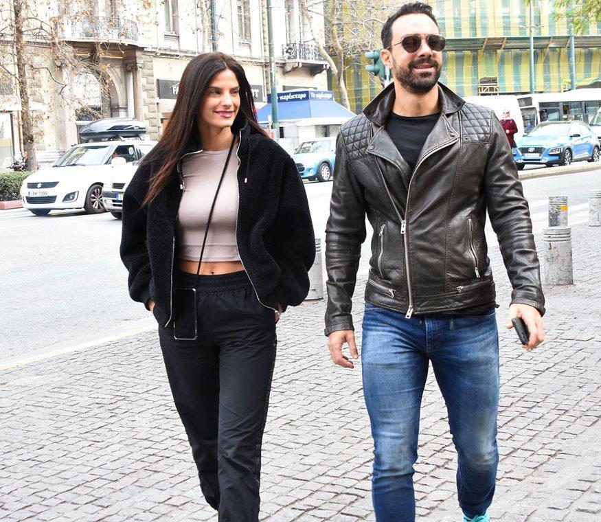 Σάκης Τανιμανίδης – Χριστίνα Μπόμπα: Σε νέο σπίτι λίγο πριν έρθουν στον κόσμο τα κορίτσια τους