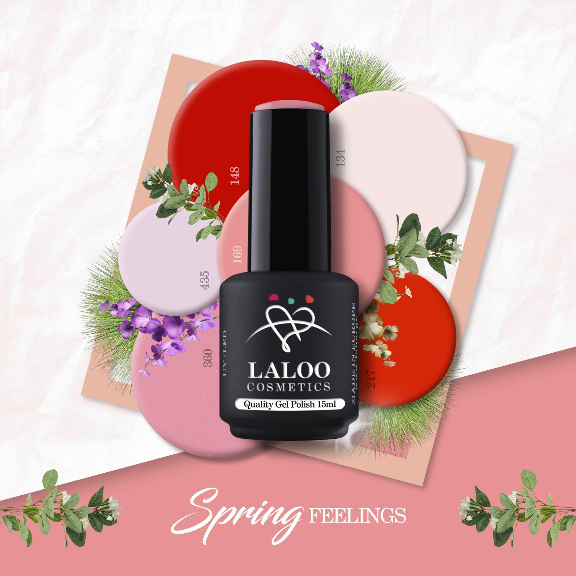 Η Ηλιάνα Παπαγεωργίου είναι η νέα Brand Ambassador της Laloo Cosmetics