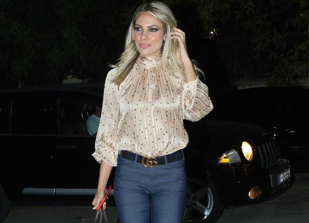 Ιωάννα Μαλέσκου: Δείτε την παρουσιάστρια χωρίς ίχνος μακιγιάζ!