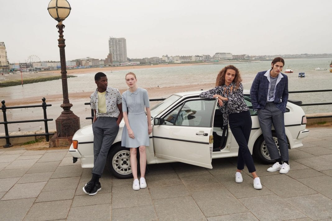 TED BAKER Spring /Summer2021: No Place Like Home
