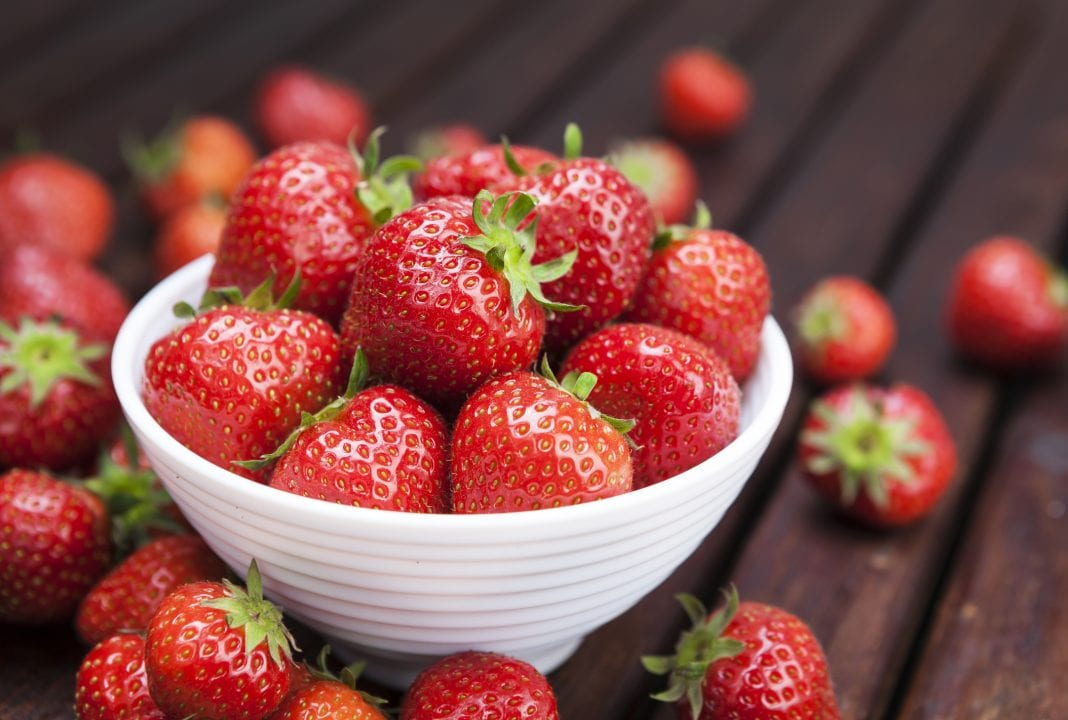 Φράουλες: Τα απίστευτα οφέλη τους στον οργανισμό μας