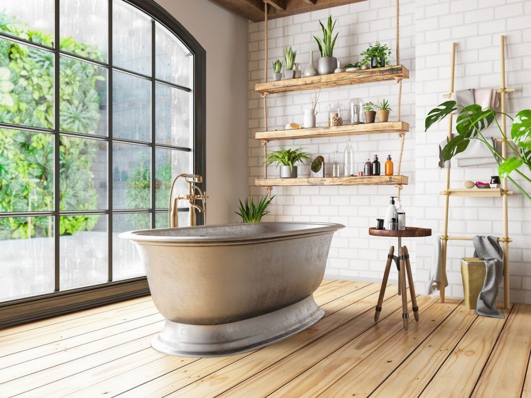 3+1 Ιδέες για να αναβαθμίσετε το μπάνιο σας
