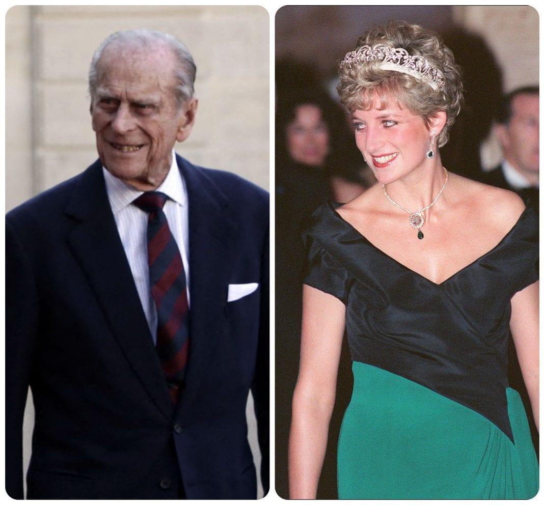 Πρίγκιπας Φίλιππος- Νταϊάνα: Η σχέση που ανέπτυξαν και η κρυφή αλληλογραφία τους
