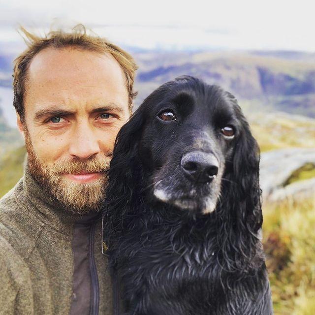 James Middleton: Ο αδερφός της Kate αποκαλύπτει τη σκληρή μάχη με την κλινική κατάθλιψη