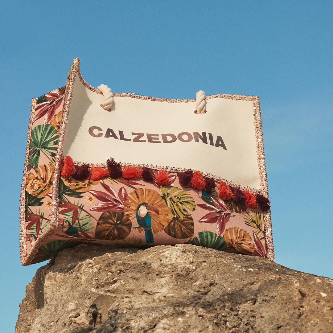 Aυτή είναι η νέα beach bag της Calzedonia