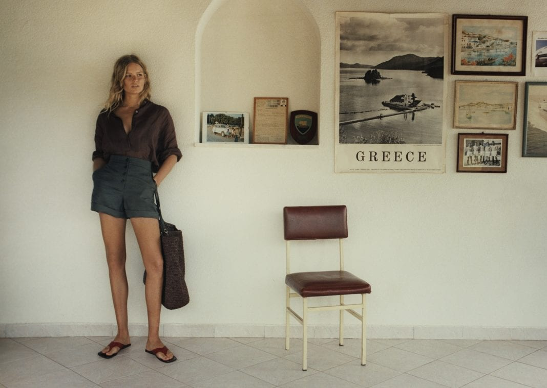 H Massimo Dutti παρουσιάζει τη νέα της collection CAHIER DE VOYAGE