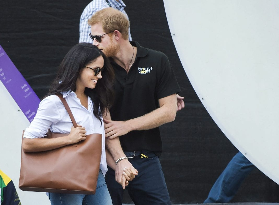 Harry-Meghan Markle: Δε φαντάζεστε που βγήκαν ραντεβού στην αρχή της σχέσης τους