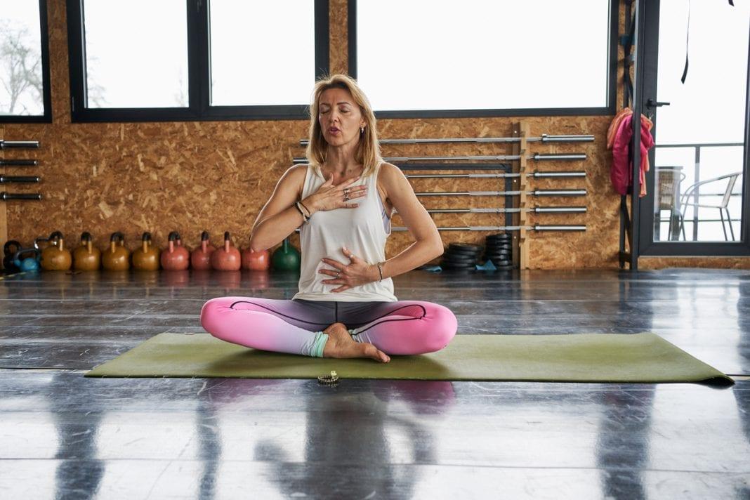 αναπνοή και άσκηση