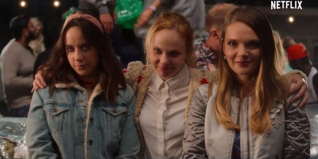 Sexify: Η πολωνική σειρά του Netflix που μιλά για τον γυναικείο οργασμό!