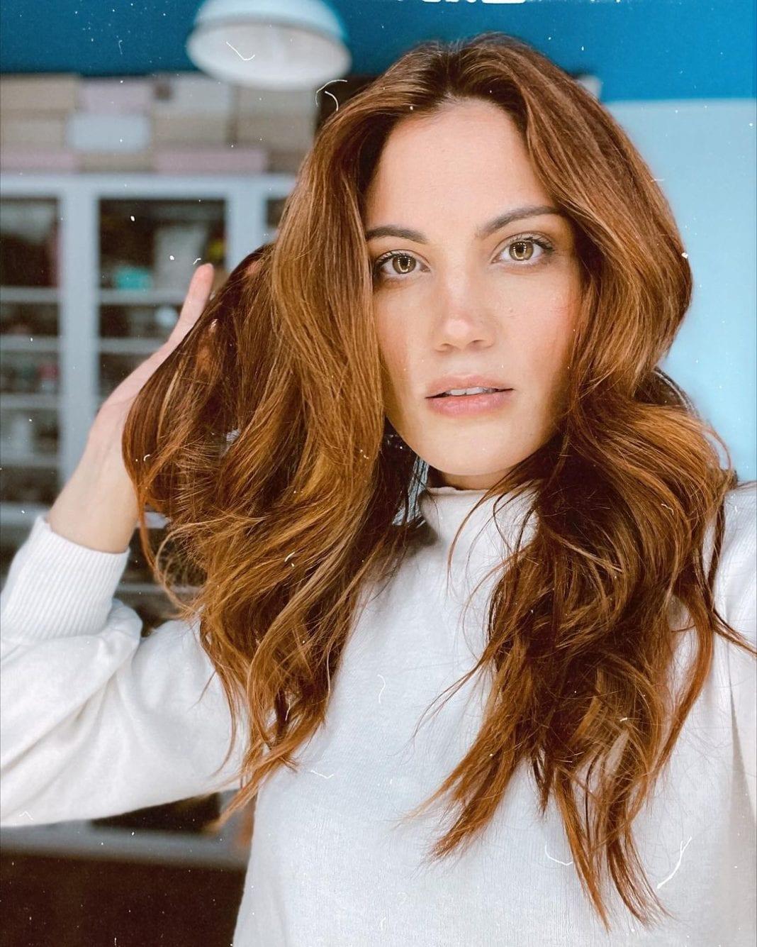 Μαίρη Συνατσάκη: Η αντίδρασή της όταν ρωτήθηκε αν συγκατοικεί με τον Ίαν Στρατή