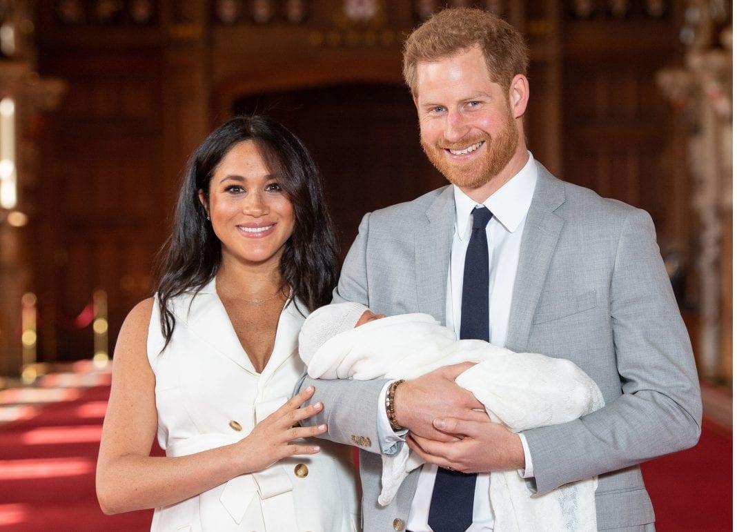 Lilibet-Diana: Ποια γνωστή Αμερικανίδα θα γίνει η νονά της κόρης των Meghan και Harry;