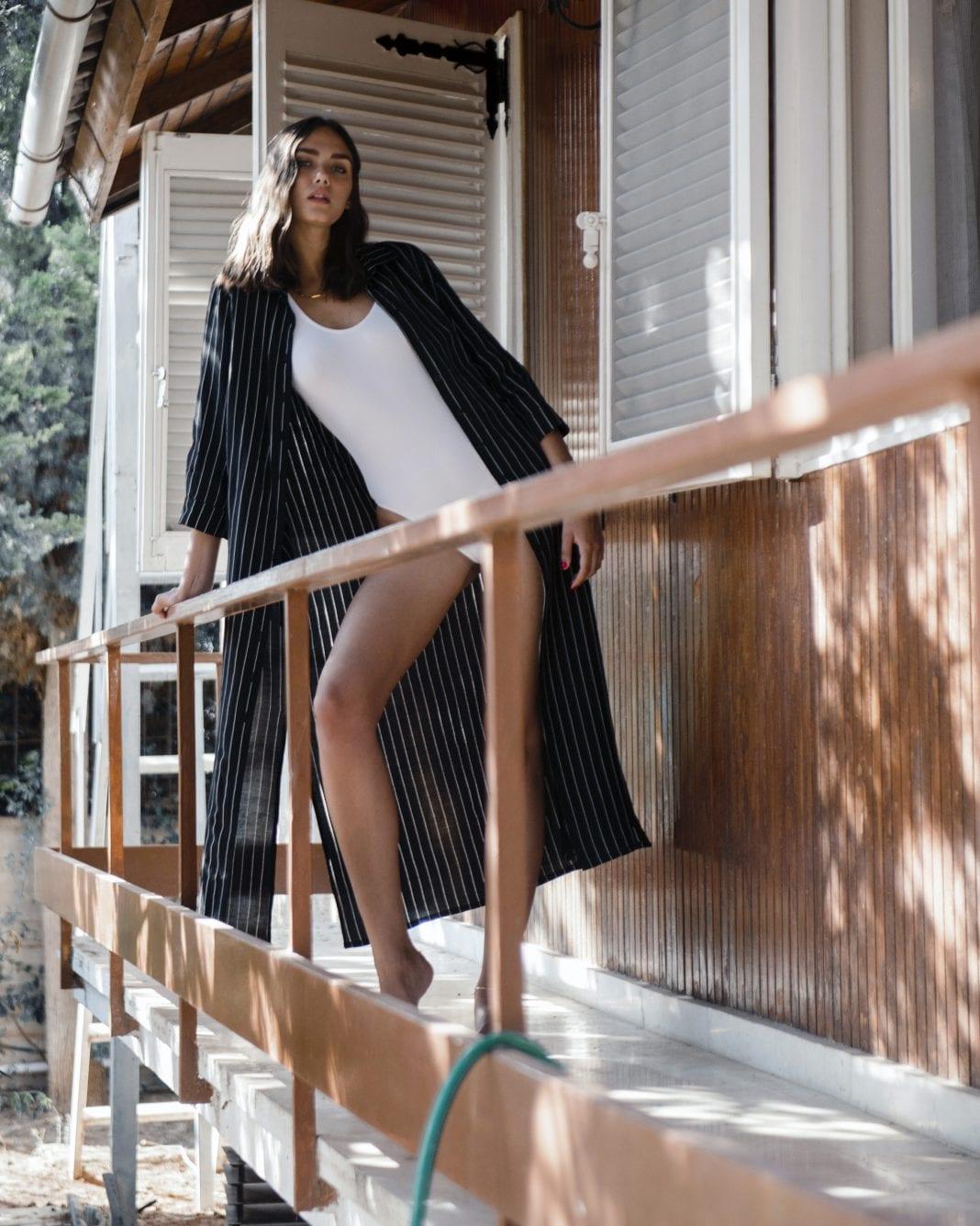 Αυτή είναι η πρώτη Ready-to-wear collection της σχεδιάστριας Stefania Fragista