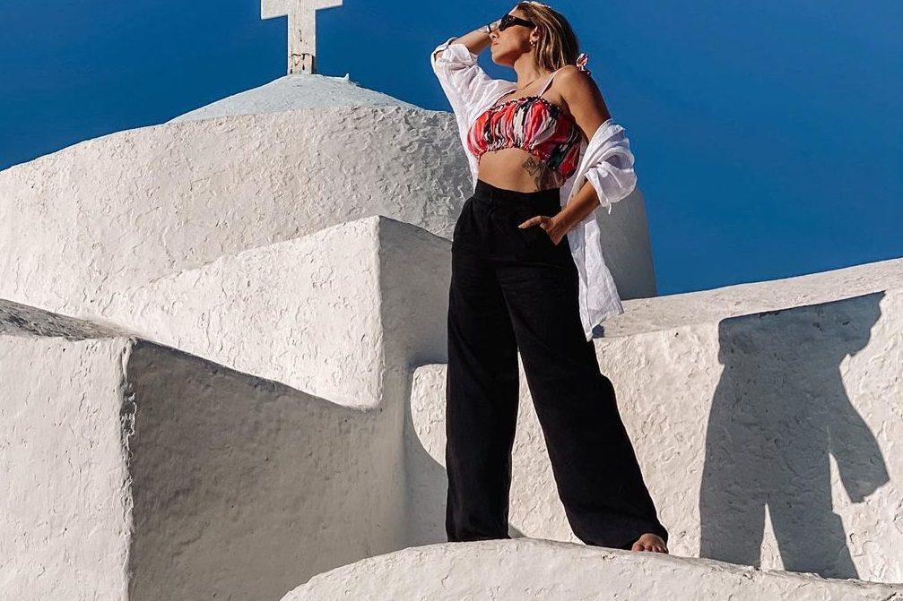 Ευρυδίκη Βαλαβάνη: Δείτε τη super sexy πόζα της με hot bikini