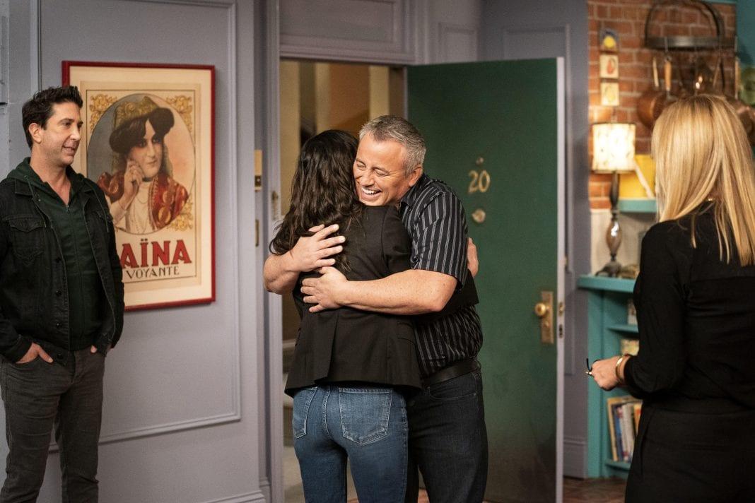 Friends - Reunion: Ο σκηνοθέτης απαντά στις κατηγορίες πως δεν έχει εντάξει στη σειρά τη διαφορετικότητα!