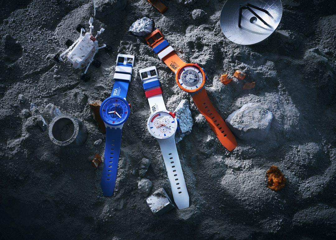 Έφτασε η ώρα να αποκτήσεις το νέο σου Swatch που θα σε πάει στα αστέρια