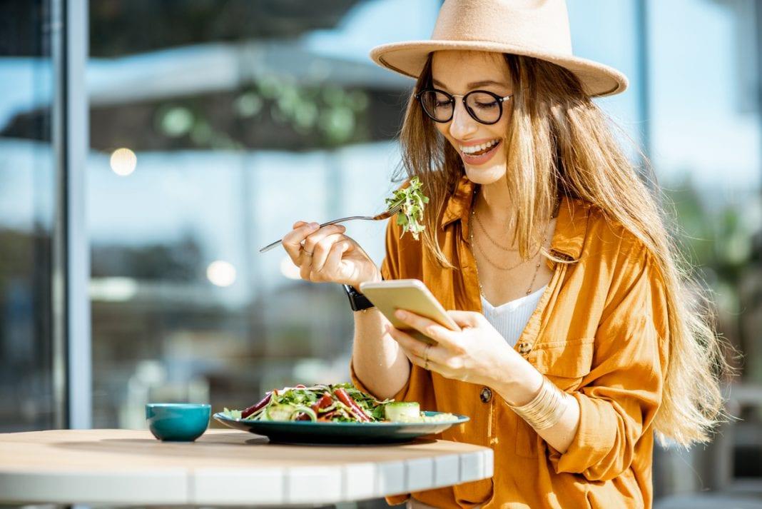 To κινητό μπορεί να επηρεάσει τα κιλά και την δίαιτα σου;