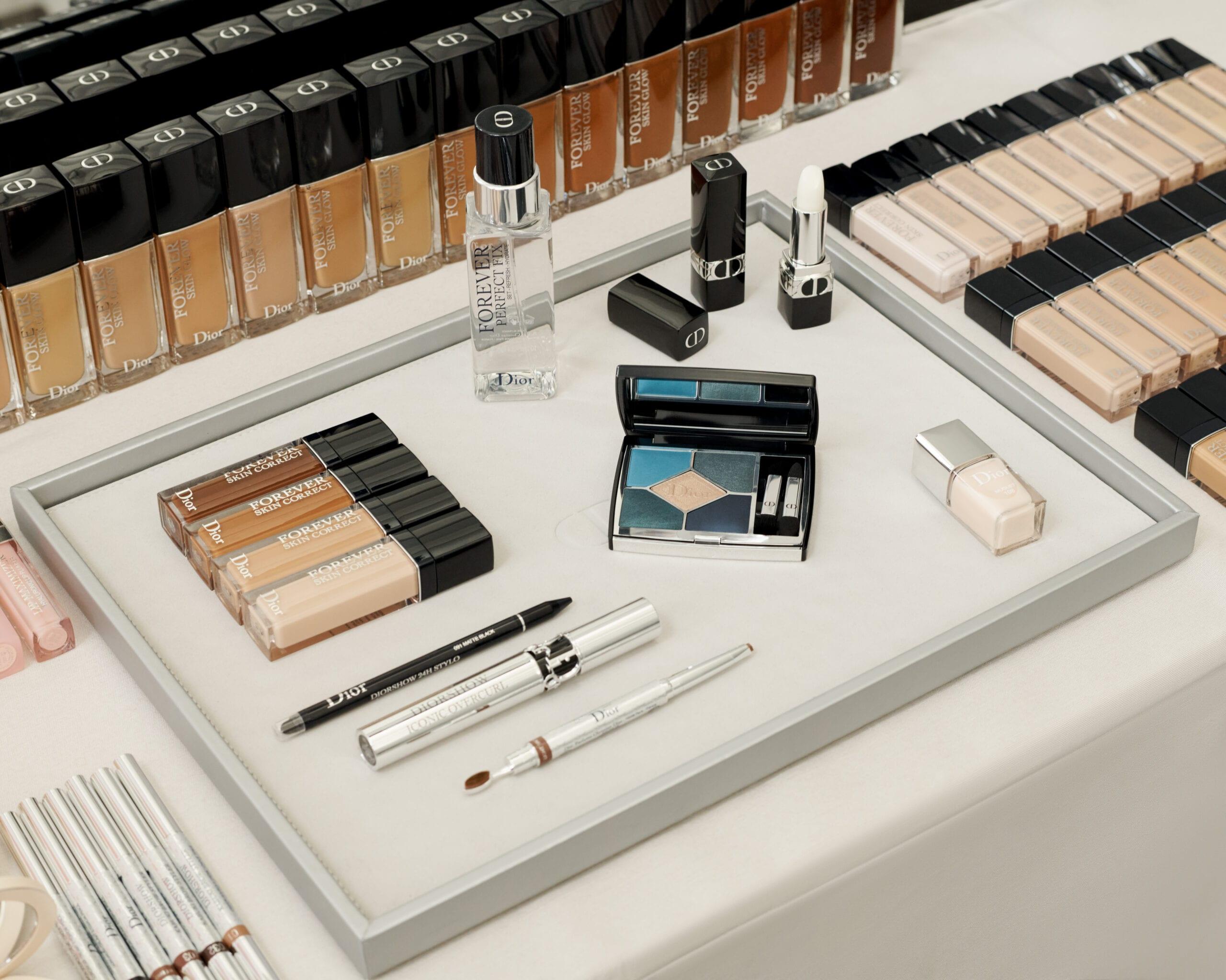Dior: Το μακιγιάζ της συλλογής υψηλής ραπτικής Φθινόπωρο/Χειμώνας 2021/2022 είχε επίκεντρο τα μάτια
