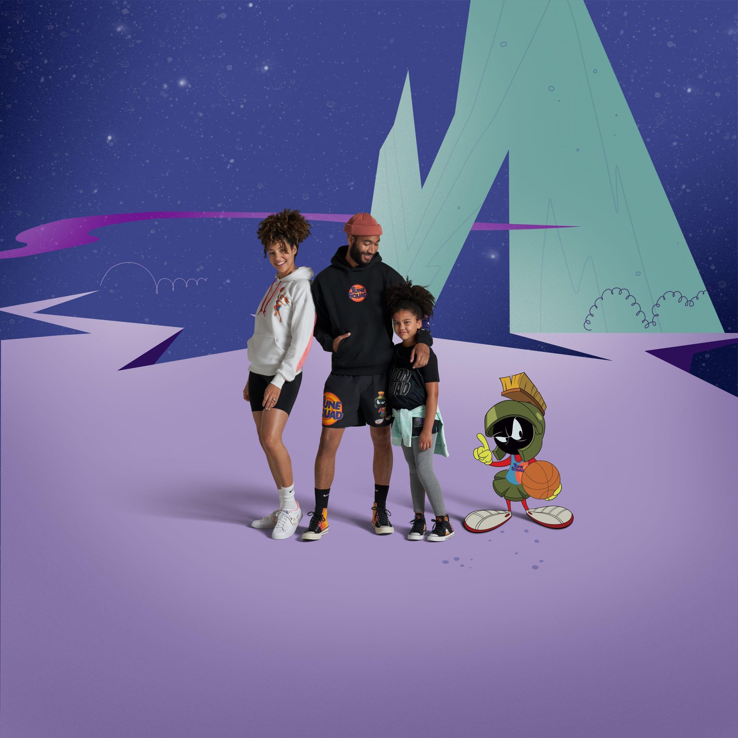 Converse x Space Jam: A New Legacy / Μία νέα limited edition συλλογή