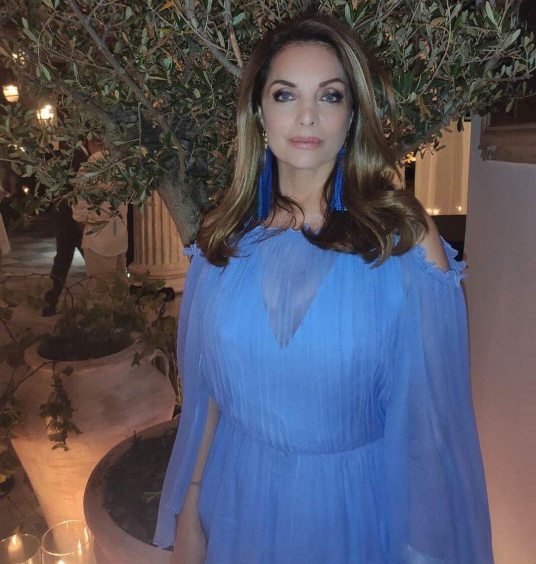 Άντζελα Γκερέκου: Η πρώτη ανάρτηση στο Instagram μετά την κηδεία του Τόλη Βοσκόπουλου
