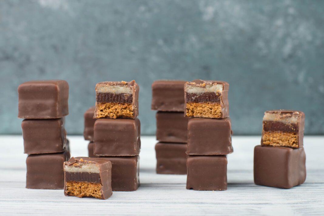 Φτιάξτε σοκολατάκια με την παγοθήκη σας!