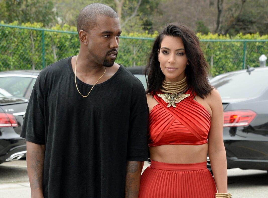 Kanye West: «Λύγισε» κατά τη διάρκεια του νέου του τραγουδιού που οι στίχοι μιλούν για την Kim Kardashian