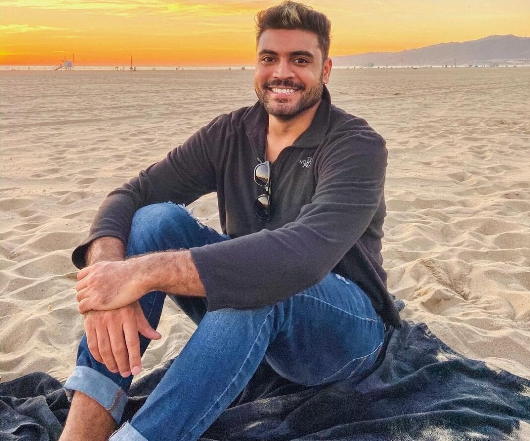 Mat George: Σκοτώθηκε σε τροχαίο 26χρονος παρουσιαστής