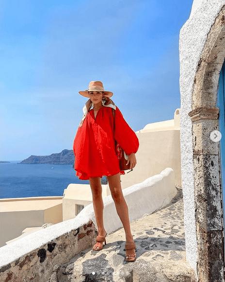 Star Style: Αυτό το look της Olivia Culpo είναι η επιτομή του island chic