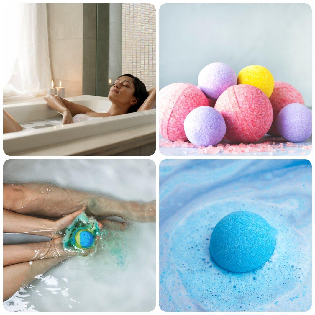 Bath Bombs: Φτιάξε μόνη σου στο σπίτι για να απολαύσεις ένα τέλειο αφρόλουτρο