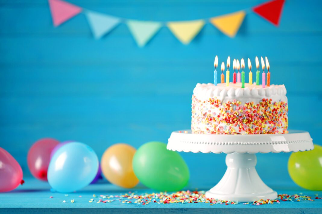 Γενέθλια: Η Προσωπική μας Πρωτοχρονιά!